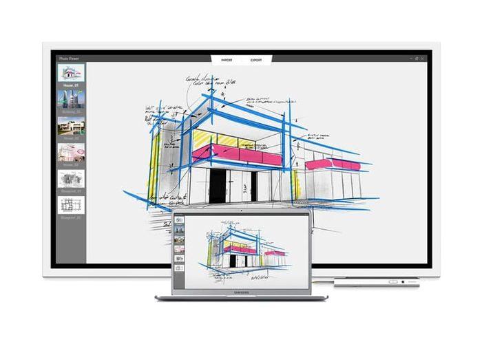 Interactive Digital White Board Memudahkan Kolaborasi dan Brainstorming saat Meeting Kantor