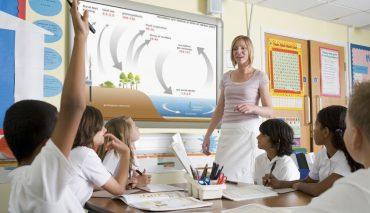 4 Cara Papan Tulis Interactive Meningkatkan Kolaborasi di Dalam Kelas