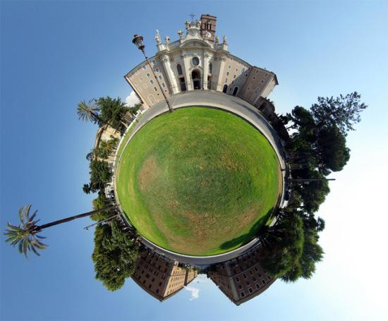 kamera 360 sphere