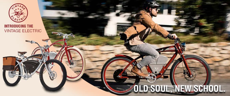 Vintage Electronic Bike