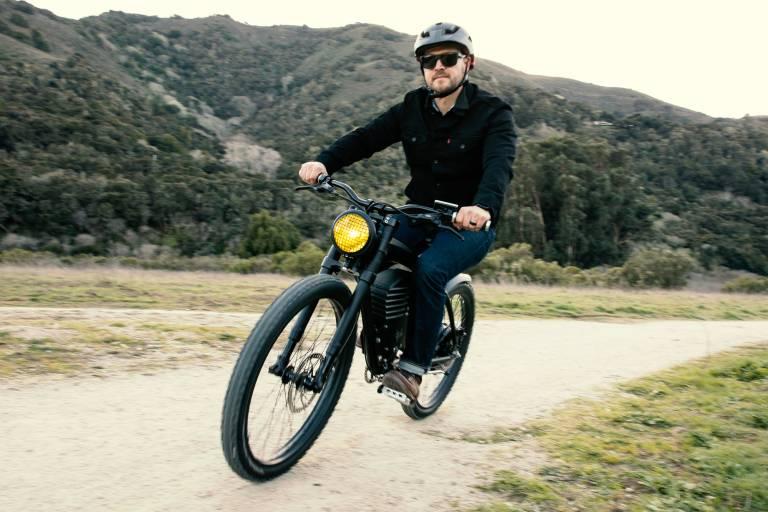 sepeda listrik vintage