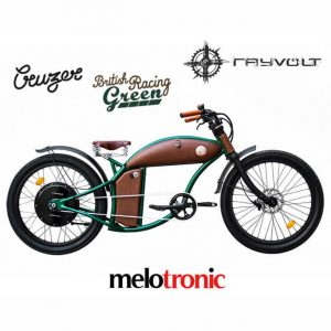 Rayvolt British Racing Green