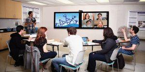 video conference kuliah