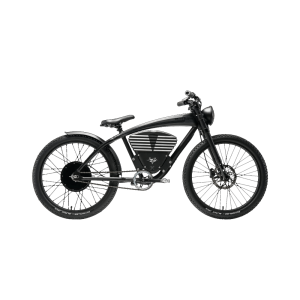 Vintage Electric Bike Scrambler S