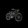 Vintage Electric Bike Scrambler S