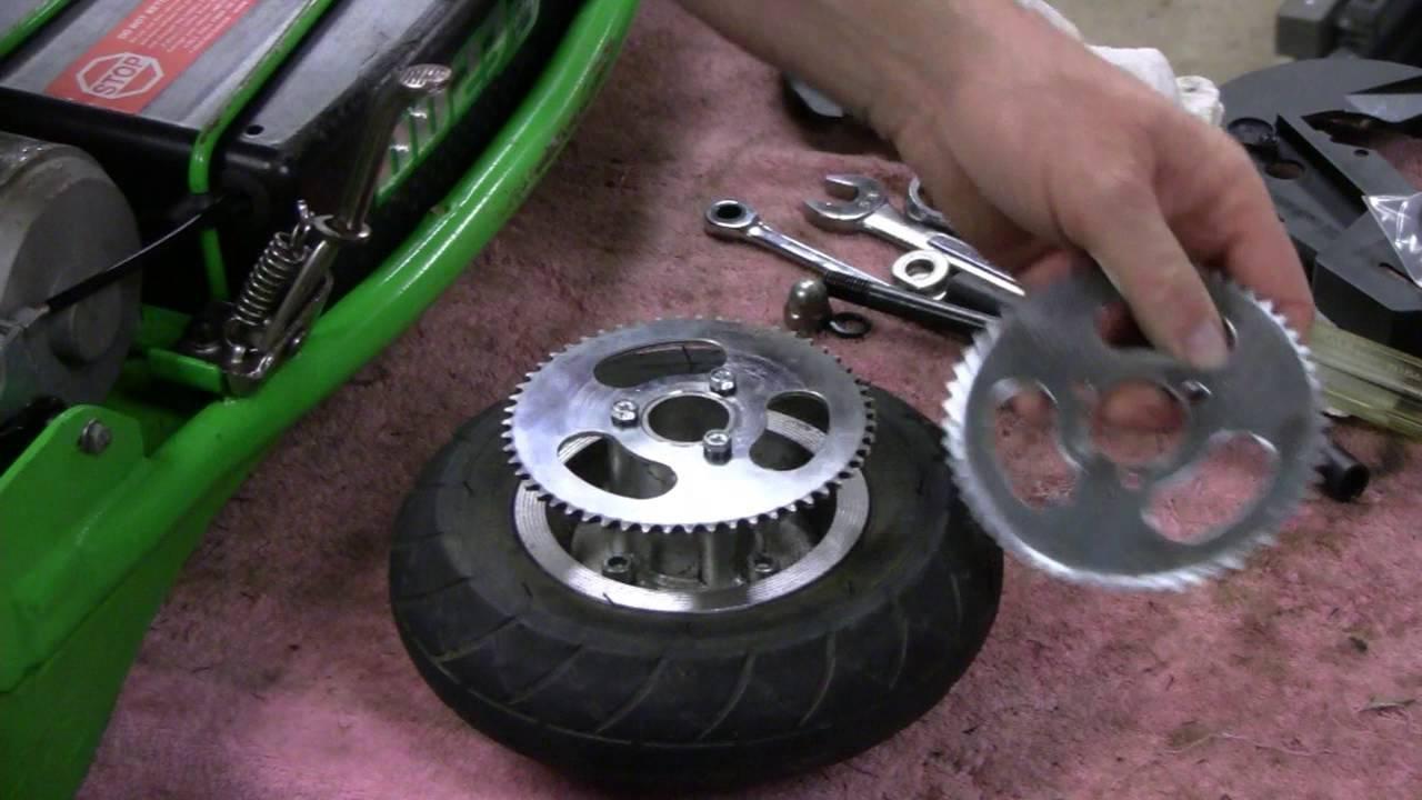 merawat skuter listrik