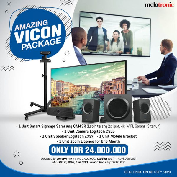 Vide Conference package product