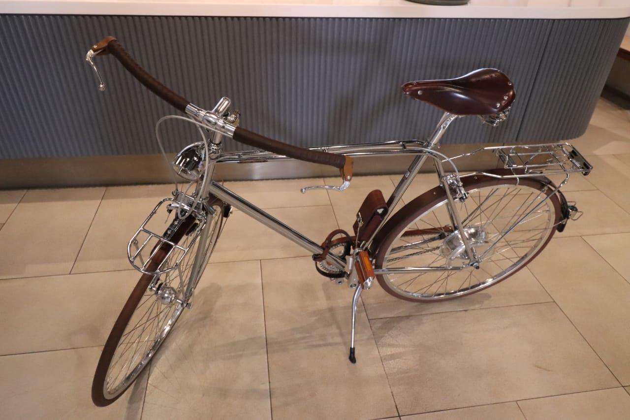 e-bike velocipede