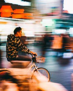 e-bike kencang