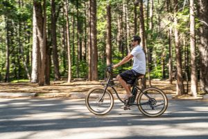 manfaat sepeda listrik